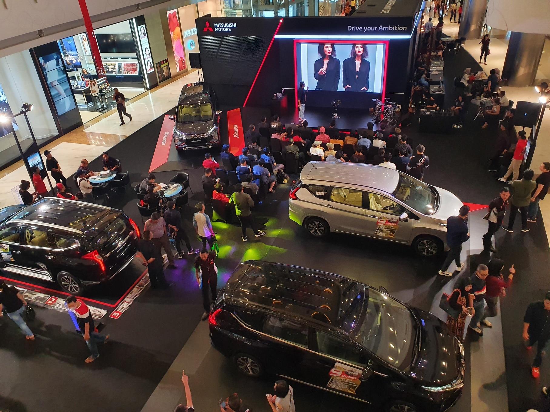 Ekspansi Pasar, Mitsubishi Luncurkan Xpander Cross Di Vietnam