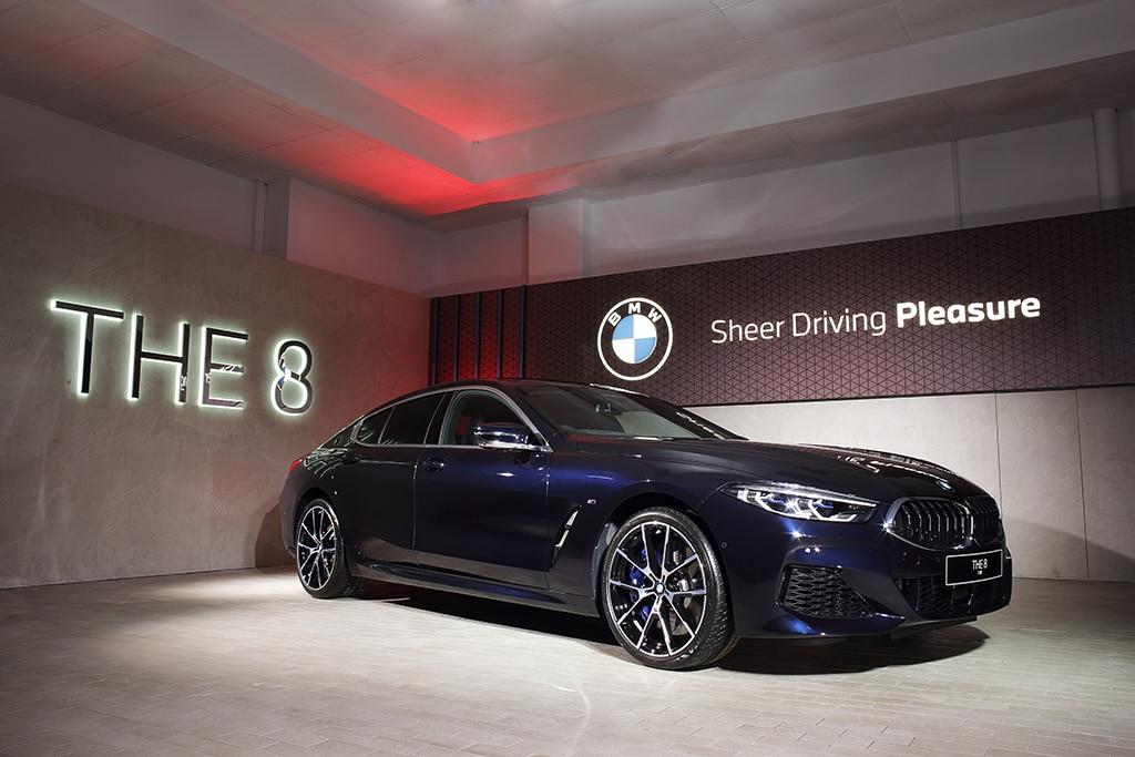 BMW 840i Gran Coupe Sapa Indonesia, Lebih Terjangkau dan Praktis