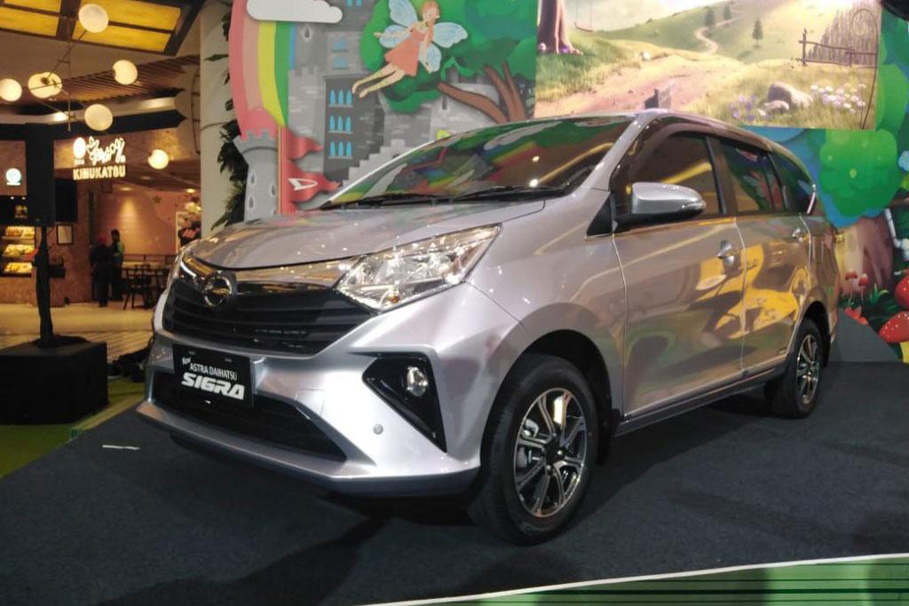 Sigra, Mobil Terlaris Daihatsu Sepanjang 2020