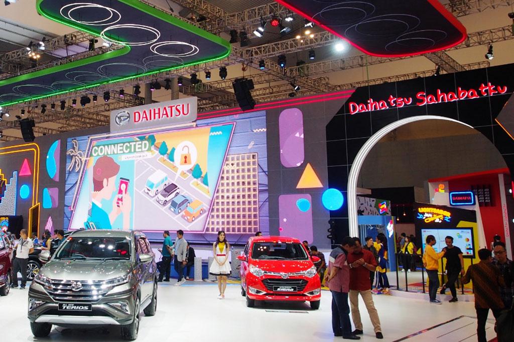 Daihatsu Tebar Banyak Promo di Festival Otomotif Online