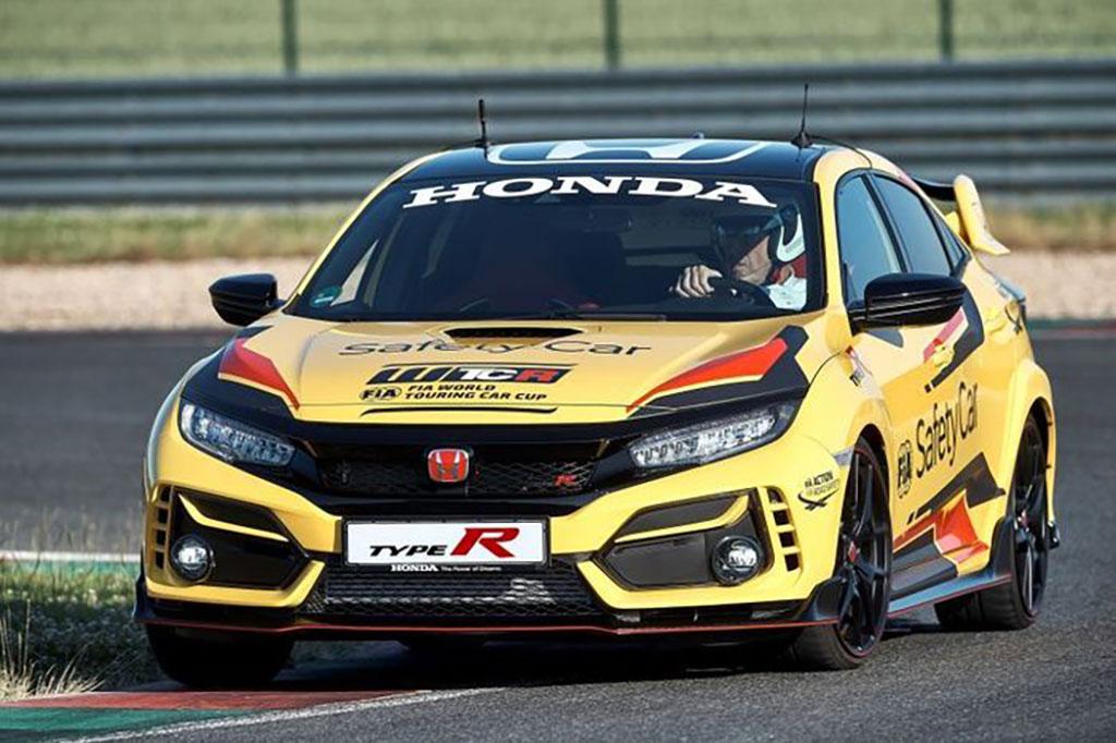 Honda Civic Type R Limited akan Kawal Balap WTCR 2020