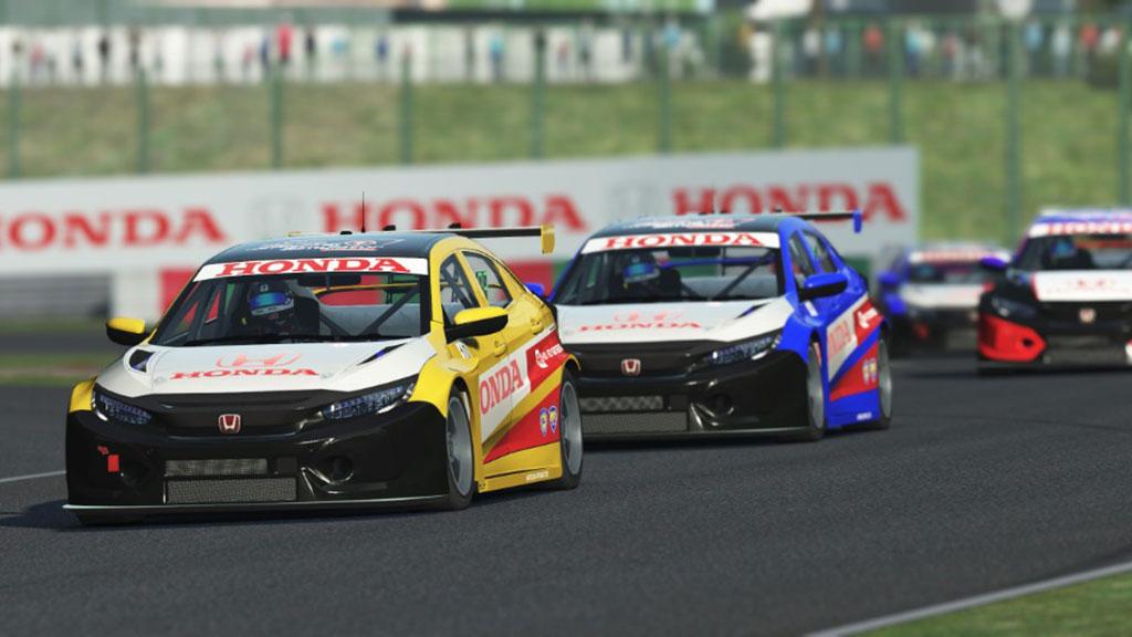 Honda Lirik Tarik Bibit Pembalap Baru dari Balap Virtual