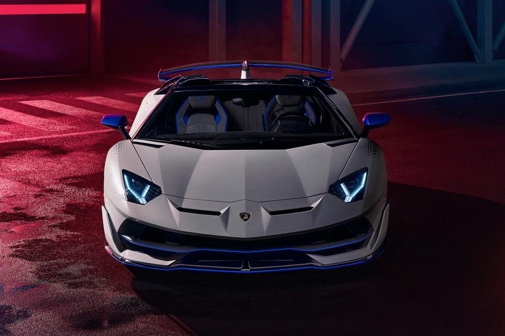 Cuma 10 unit, Lamborghini Aventador SVJ Roadster Xago Mendebut