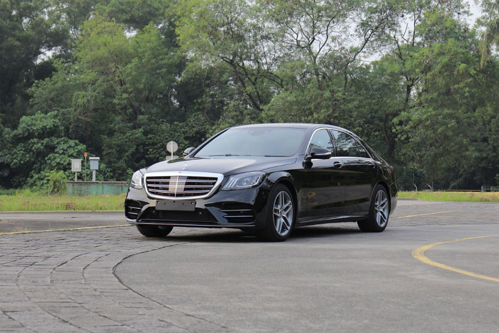 Simak Keunggulan Mercedes Benz S450 L AMG Edition 50