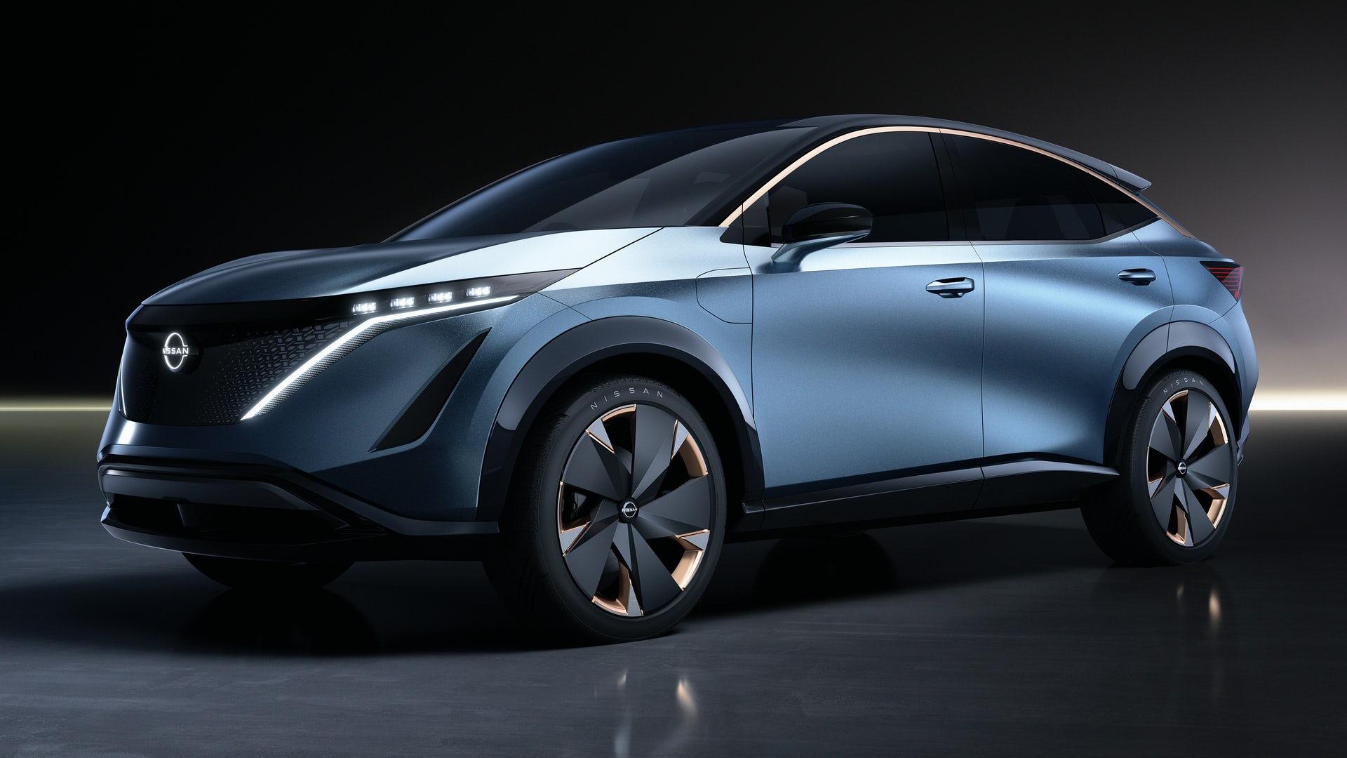 Empat Hal Yang Perlu Diketahui Dari Nissan Ariya