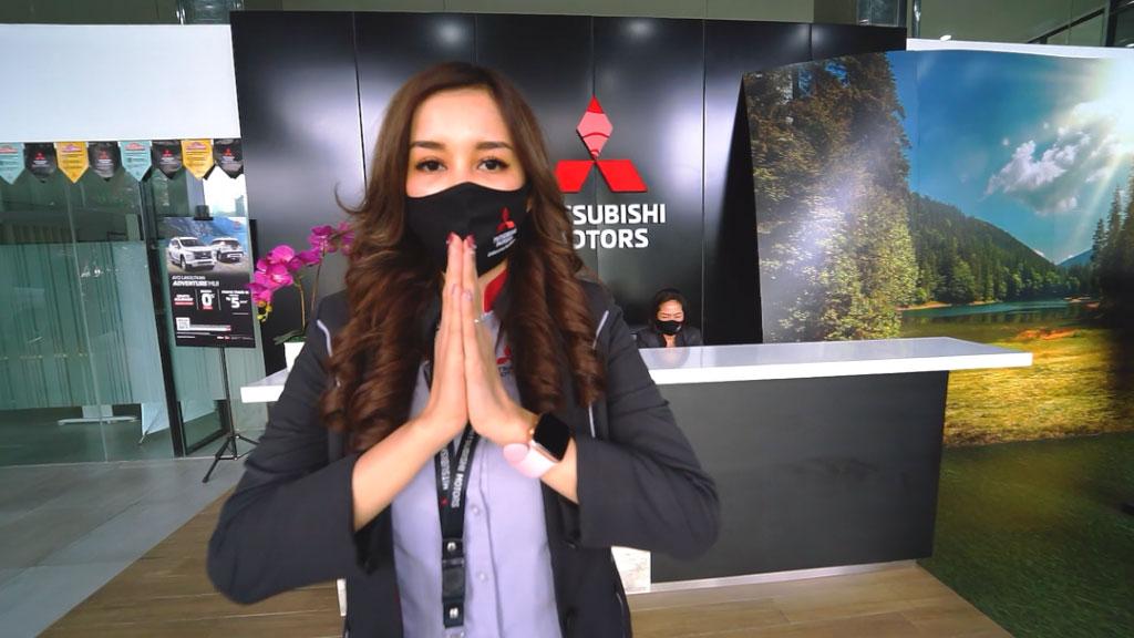 Dealer Mitsubishi Terapkan Protokol New Normal di Seluruh Kegiatan