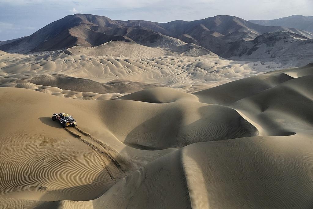 Rally Dakar Buka Kelas Mobil Klasik Tahun ini
