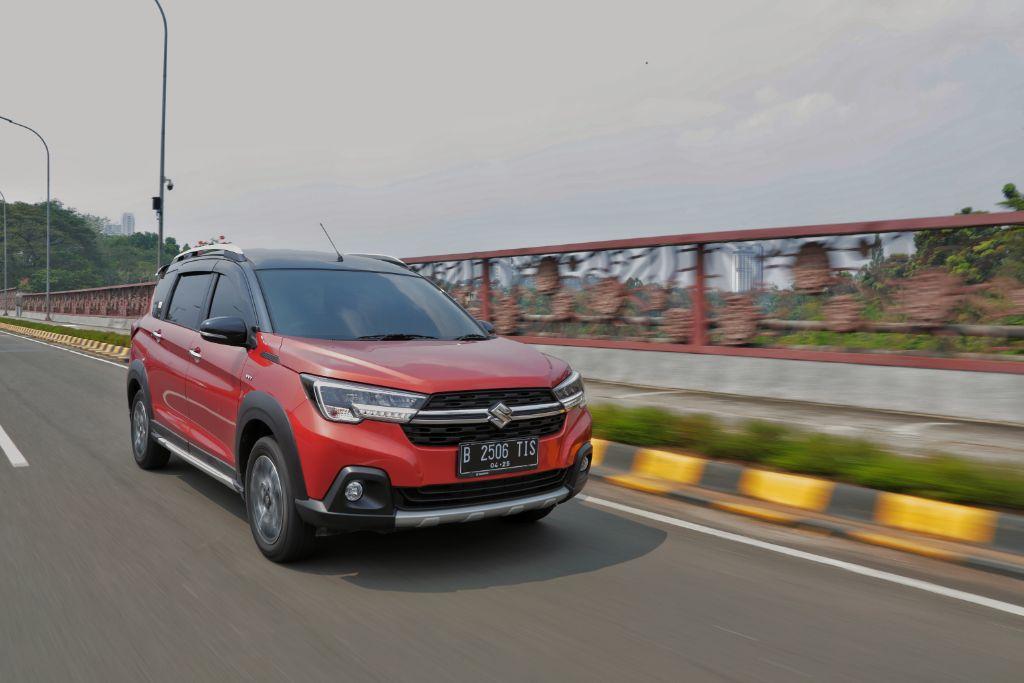TEST DRIVE: Suzuki XL7 Alpha AT, Bukan Sekadar Ertiga size XL