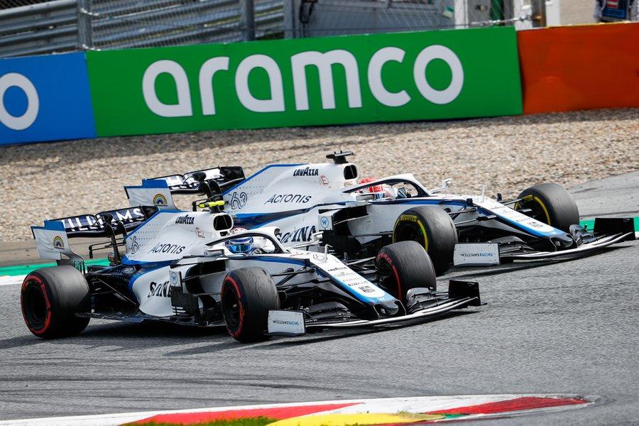 F1: Williams Pertahankan Duet Pembalap untuk 2021, Bottas Aman & Vettel Lirik Aston Martin