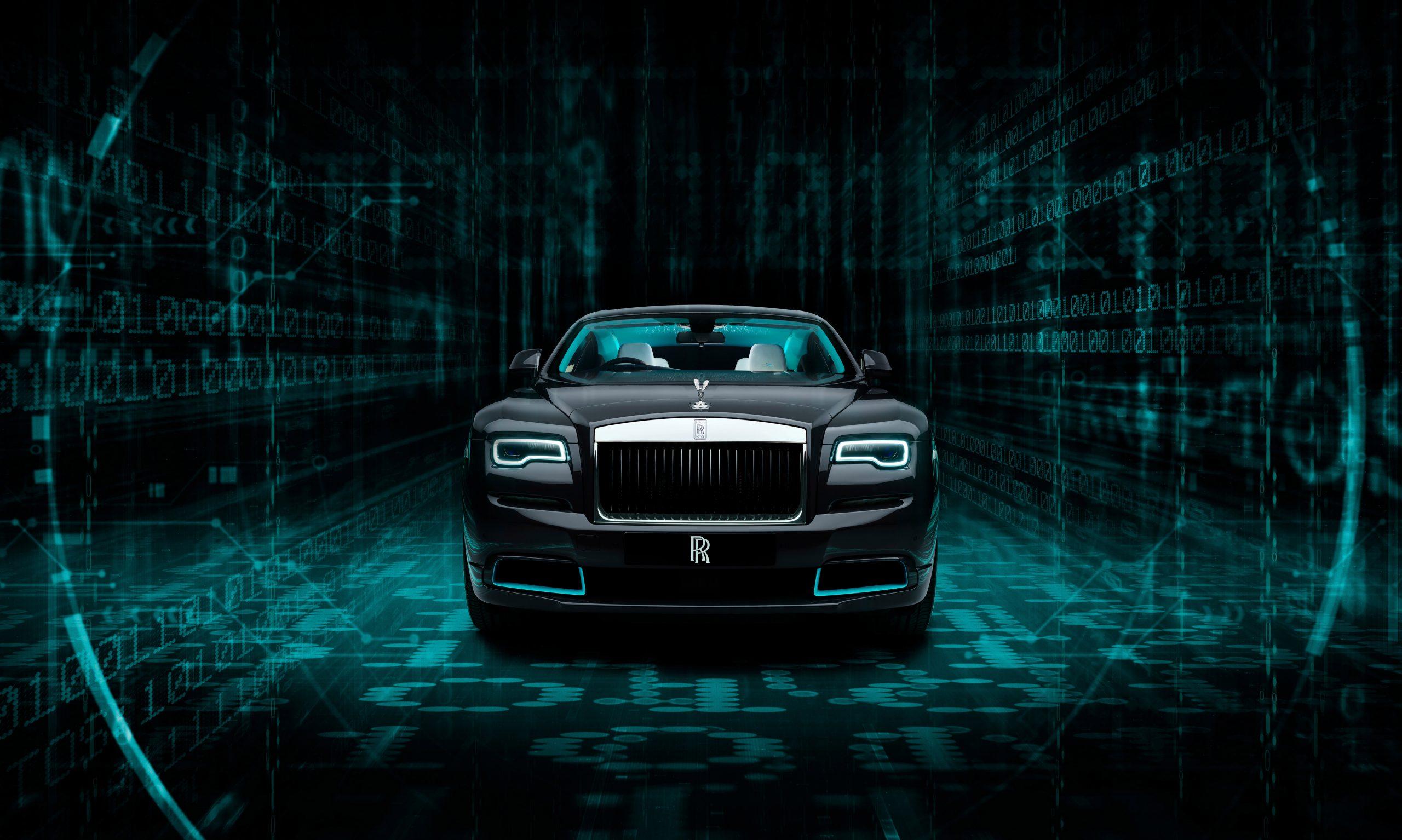 Ini 3 Desainer Rolls-Royce Bespoke Yang Mengerjakan Wraith Kryptos