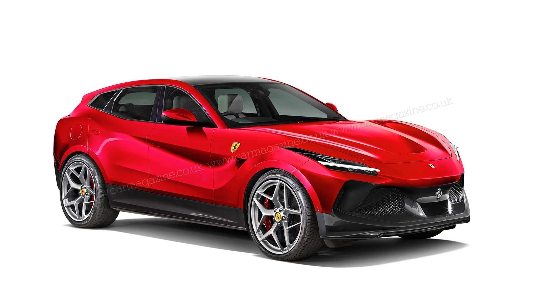 Pabrikan Supercars dan Premium Terbaru Yang Ikut-Ikutan Produksi SUV (Bagian 1)