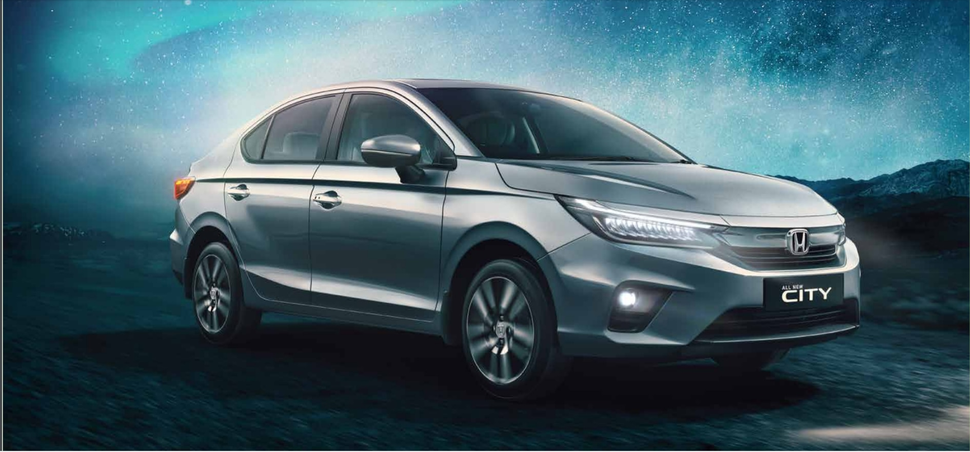 Honda City Generasi Kelima di India Berbeda Dengan Versi Thailand
