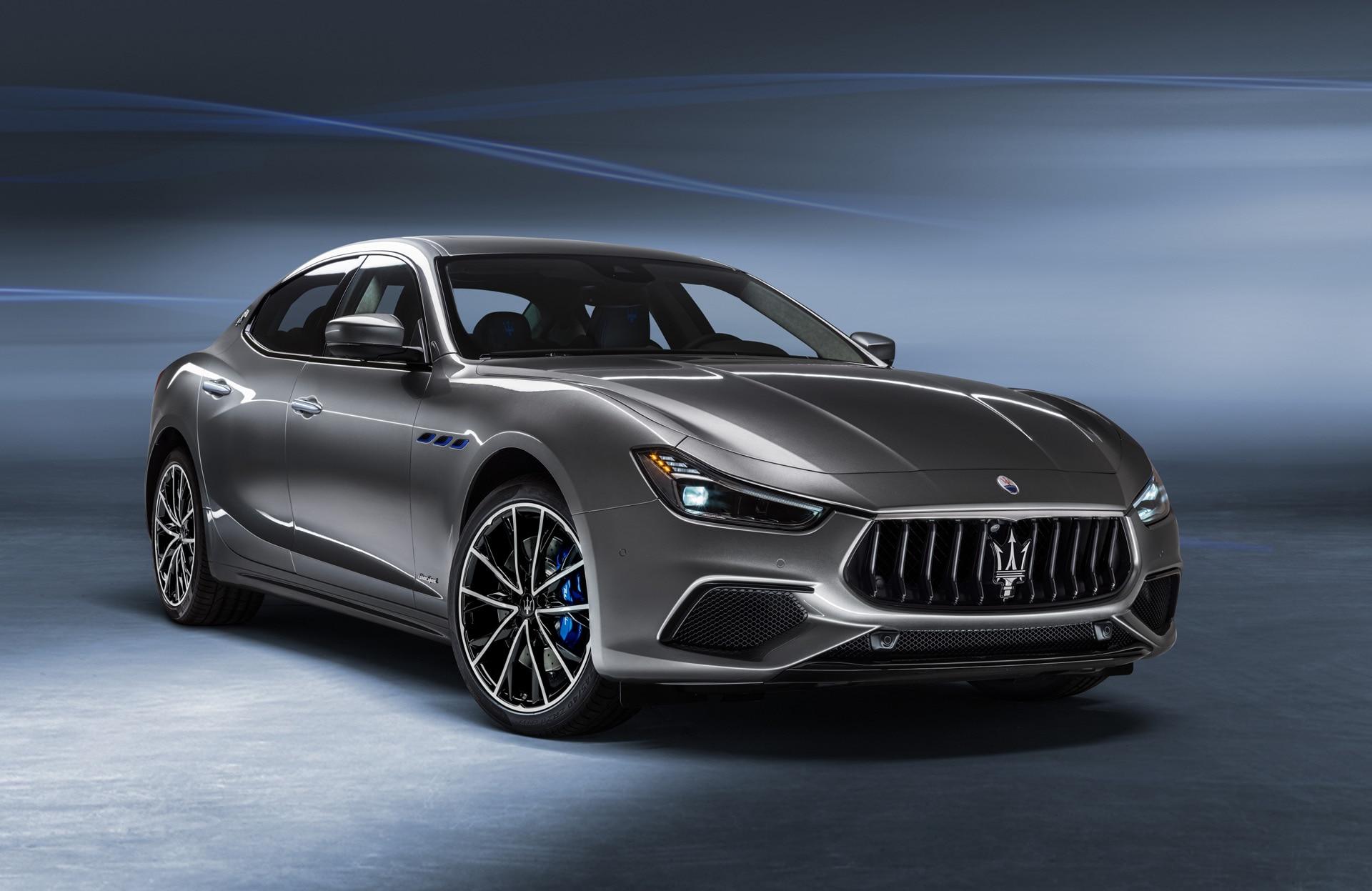 Lima Hal Penting Yang Perlu Diketahui Dari Maserati Ghibli Hybrid