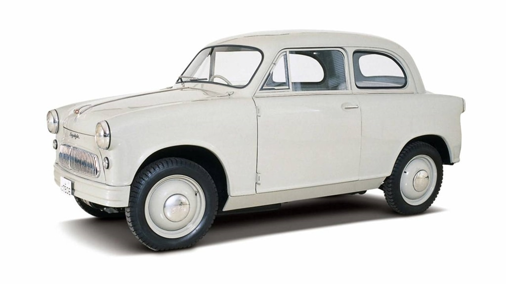 Mengenal Suzulight, Cikal Bakal Mobil Mungil Suzuki