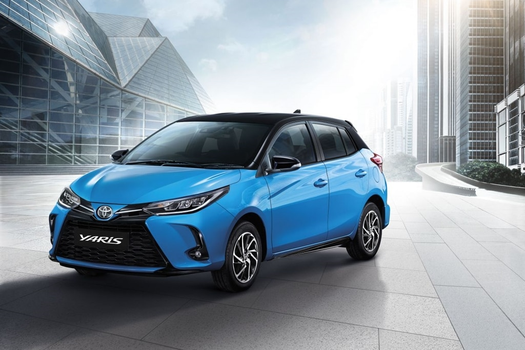 Toyota Thailand Rilis Yaris dan Vios Facelift, Ini Detail Perubahannya