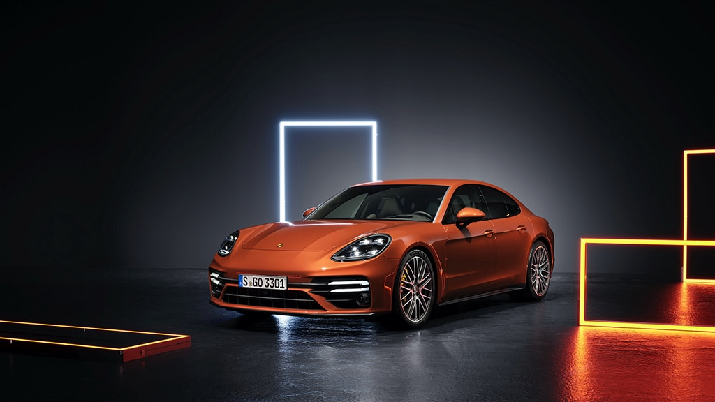 Porsche Panamera Dapat Facelift, Utamakan Upgrade Performa