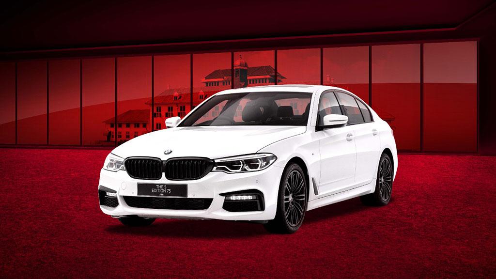 Rayakan HUT RI, BMW Luncurkan Seri 520i M Sport Edition 75