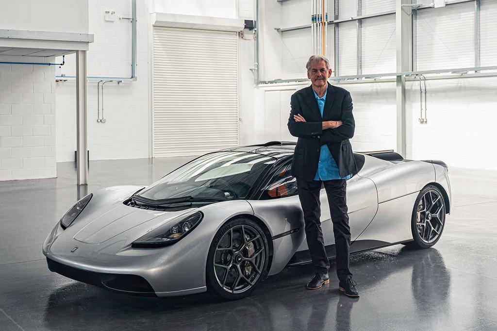 Penerus McLaren F1, Gordon Murray T.50 Definisikan Makna Supercar Sejati
