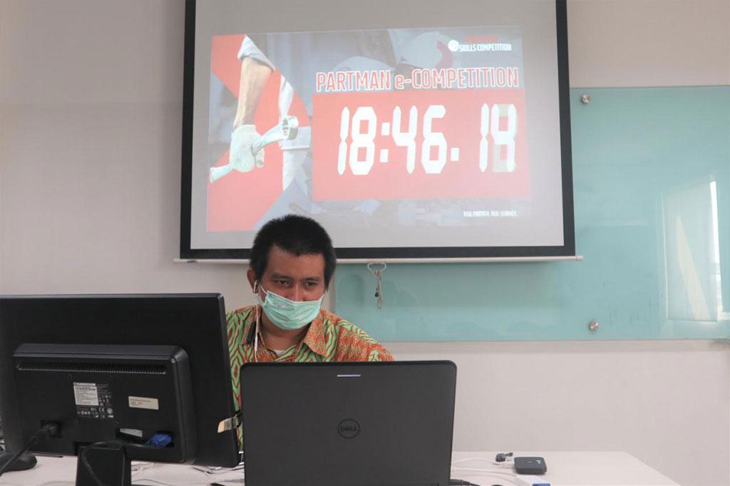 Akali Pandemi COVID-19, Isuzu Gelar Skill Competition Secara Virtual