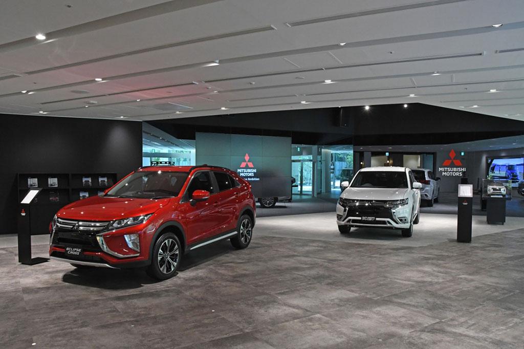 MI-Playground, Konsep Dealer Baru Mitsubishi Motors