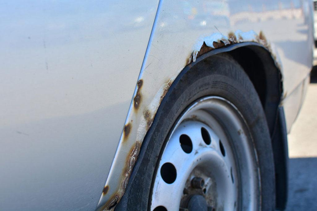 TIPS: 3 Langkah Mudah Mencegah Karat di Bodi Mobil