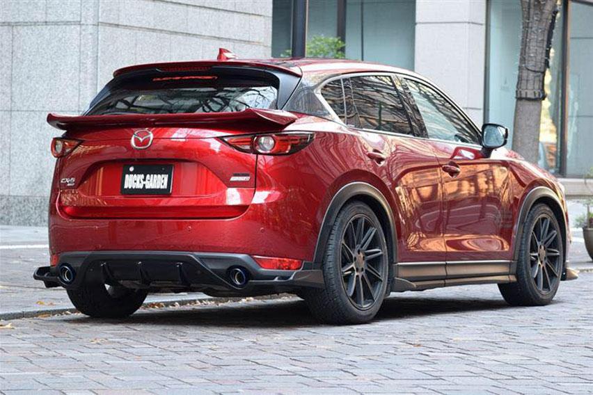 Modifikasi Mobil Mazda Cx 5