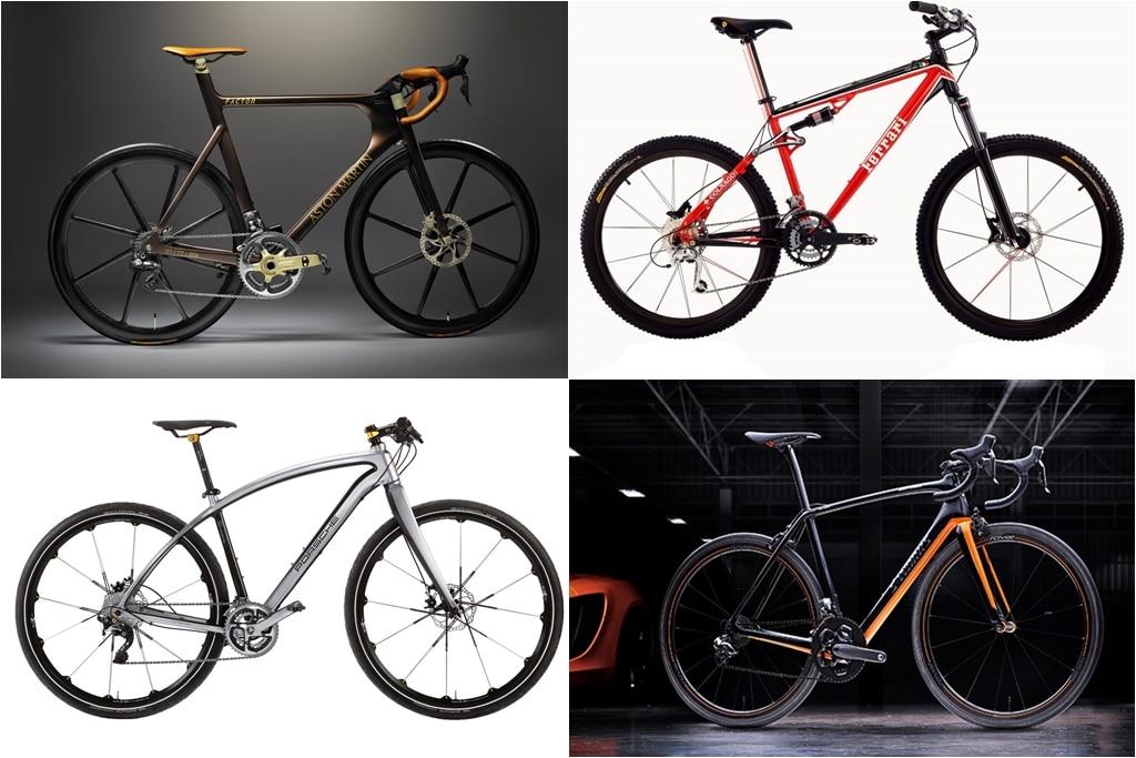 Sepeda Hasil Kolaborasi Pabrikan Supercar Ini Pantas Dikoleksi