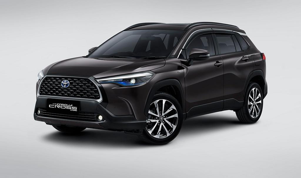 Toyota: Lawan Corolla Cross Bukan HR-V