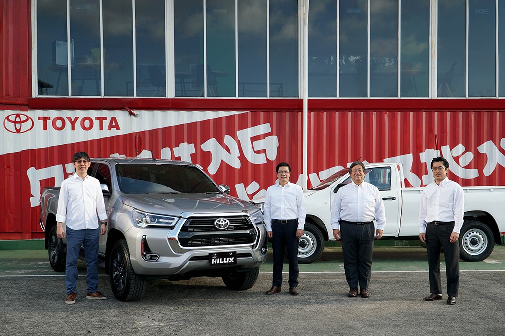 Meluncur di Indonesia, Toyota Hilux Facelift Tidak Sampai Rp 500 Juta