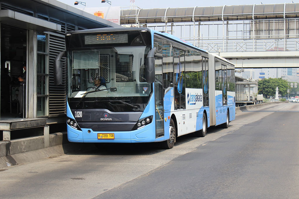 Ganjil Genap Berlaku Lagi, Transjakarta Tambah 155 Bus untuk Operasional