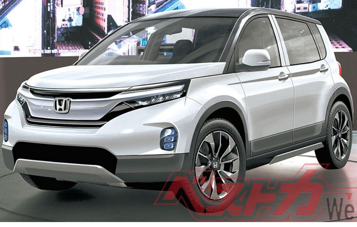Honda Makin Seriusi Garap Adik HR-V, Bisa Masuk Sini