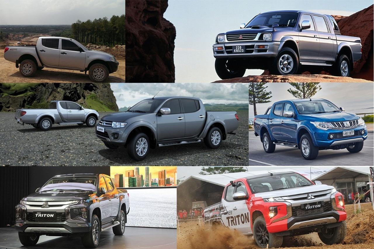 18 Tahun Hadir di Indonesia, Mitsubishi Triton Terus Berevolusi