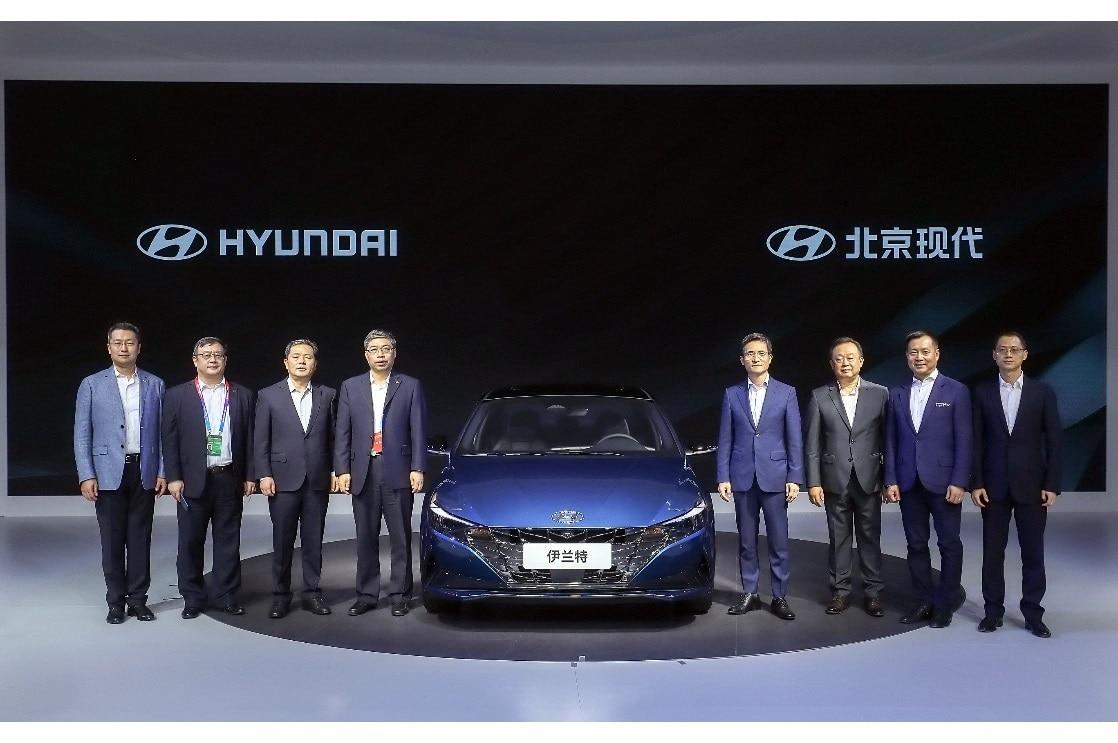 Hyundai World Premiere Sportscar Listrik RM20e di Auto China Show 2020