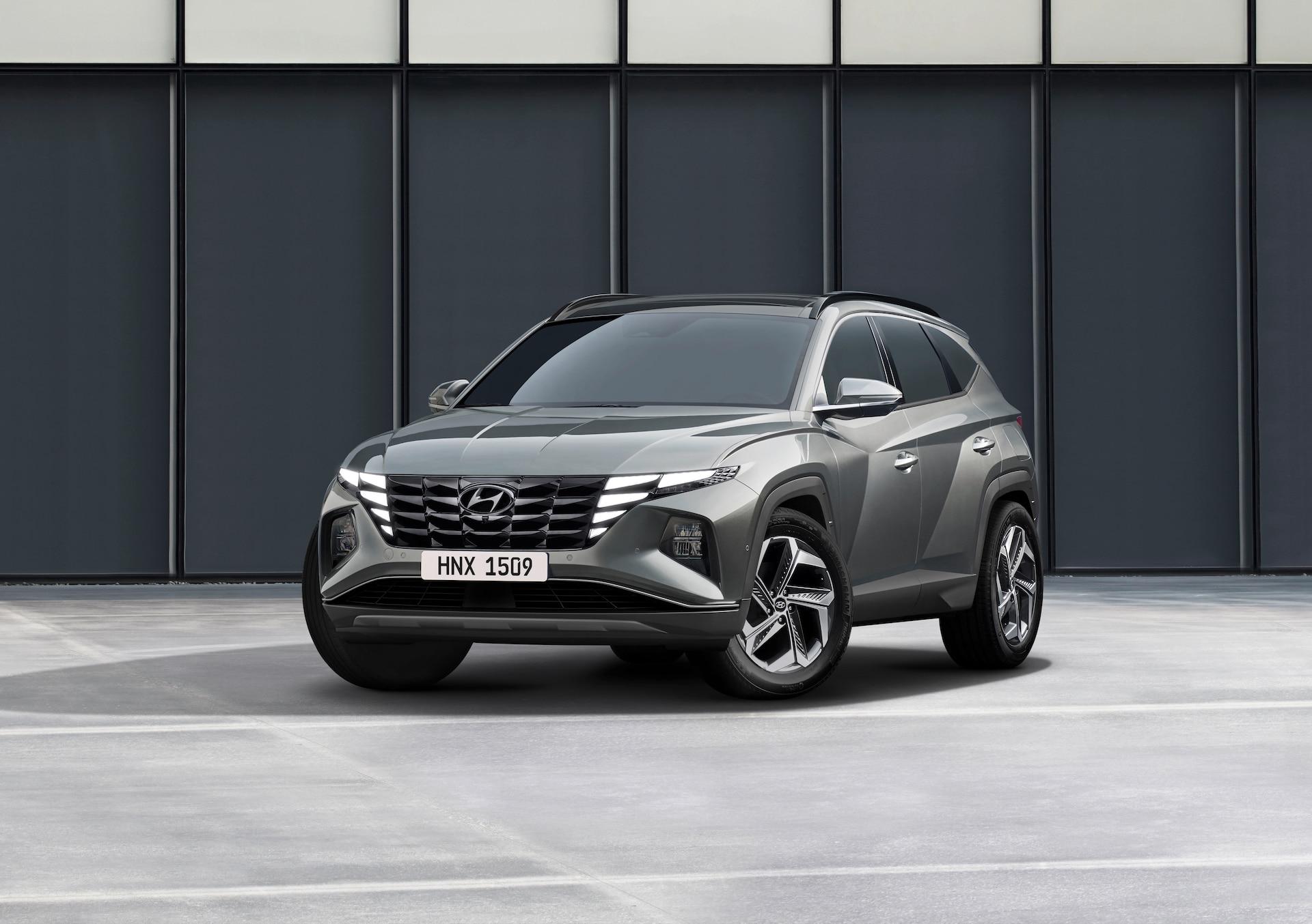 Hyundai Tucson 2022 Bakal Sudah Dijual Semester Pertama Tahun Depan