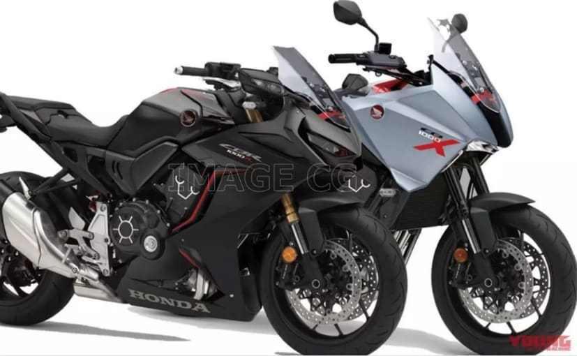 Terungkap! Begini Penampakan Honda CB1000X dan CBR1000R Teranyar