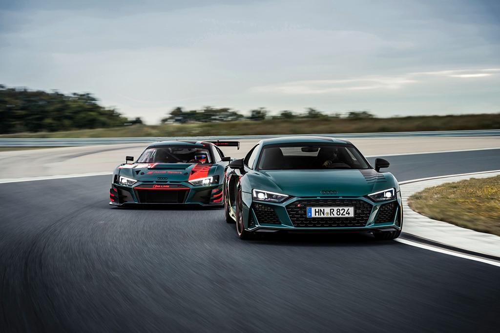 Audi R8 Green Hell Edition, Tribute Tumpukan Prestasi di Nurburgring