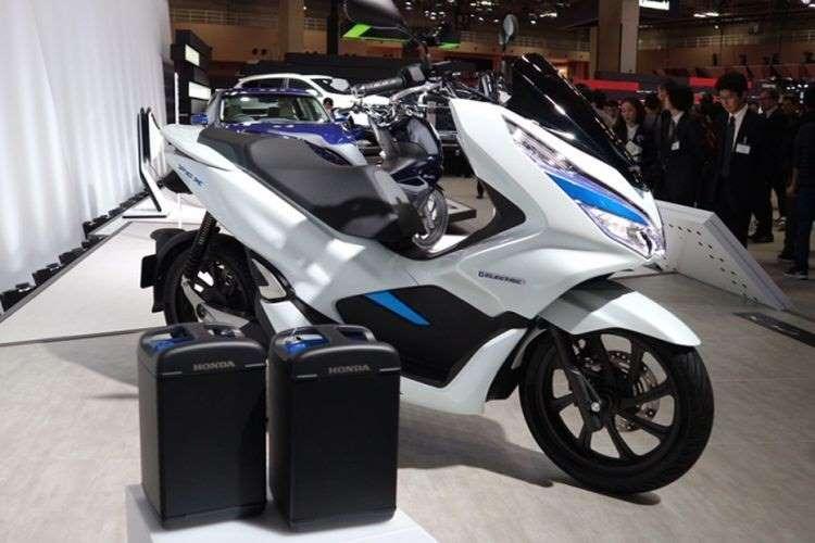 Gandeng mahasiswa, Konsorsium Empat Pabrikan Motor Jepang Mulai Uji Coba Baterai