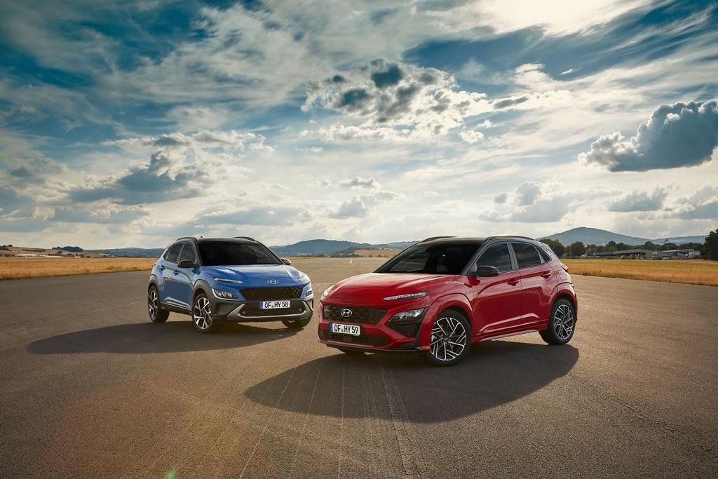 Hyundai Kenalkan Kona Facelift, Tambah Varian Baru N Line