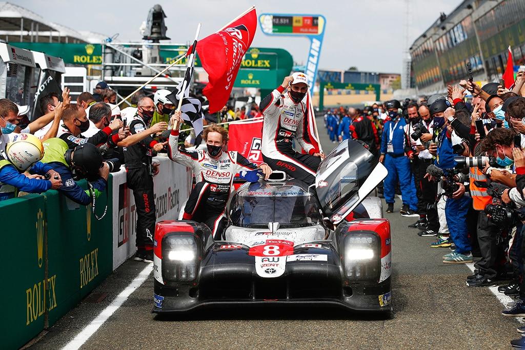 Tanpa Perlawanan, Toyota Dominasi Kemenangan Le Mans 24 Jam 2020