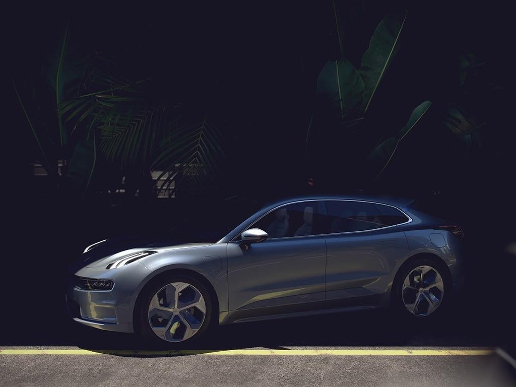 Konsep SUV Listrik Lynk & Co Ini akan Tantang Tesla dan VW