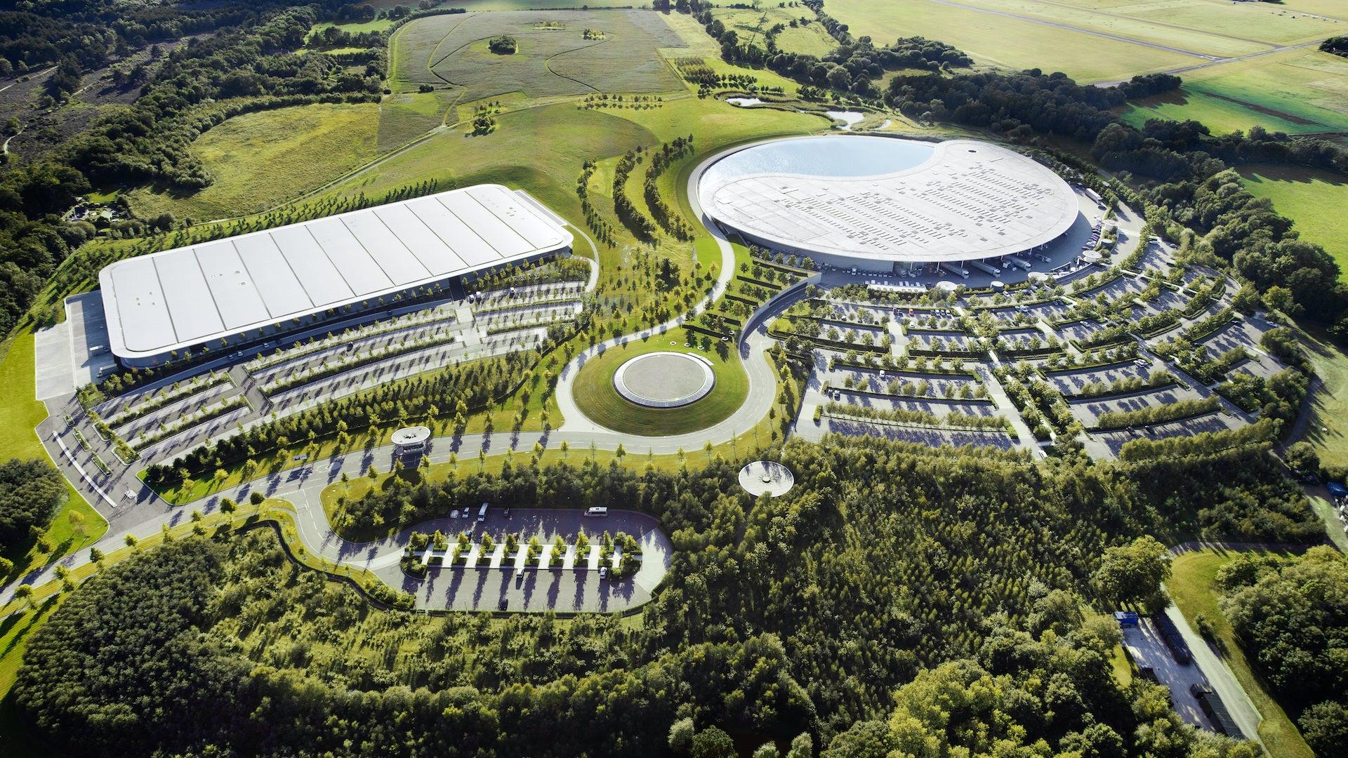 McLaren Goyah Karena Covid-19, Fasilitas Pabrik Dijual 250 Juta Dollar
