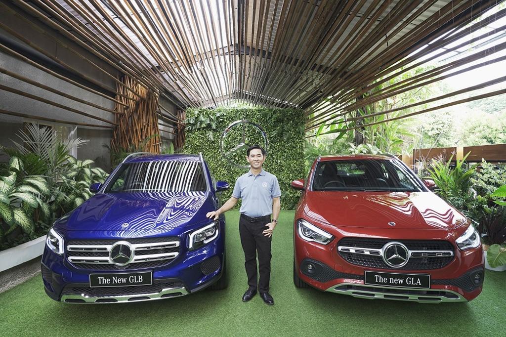 Mercedes-Benz GLA & GLB Terbaru Meluncur, Lengkapi Line-Up SUV di Indonesia