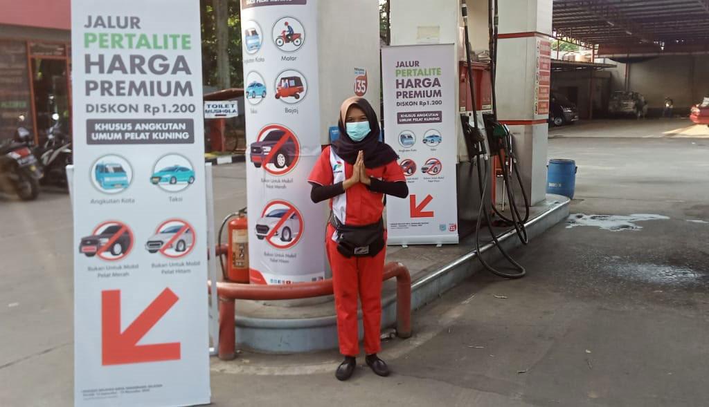 Pertamina Pastikan Stok BBM Aman Saat PSBB Jakarta