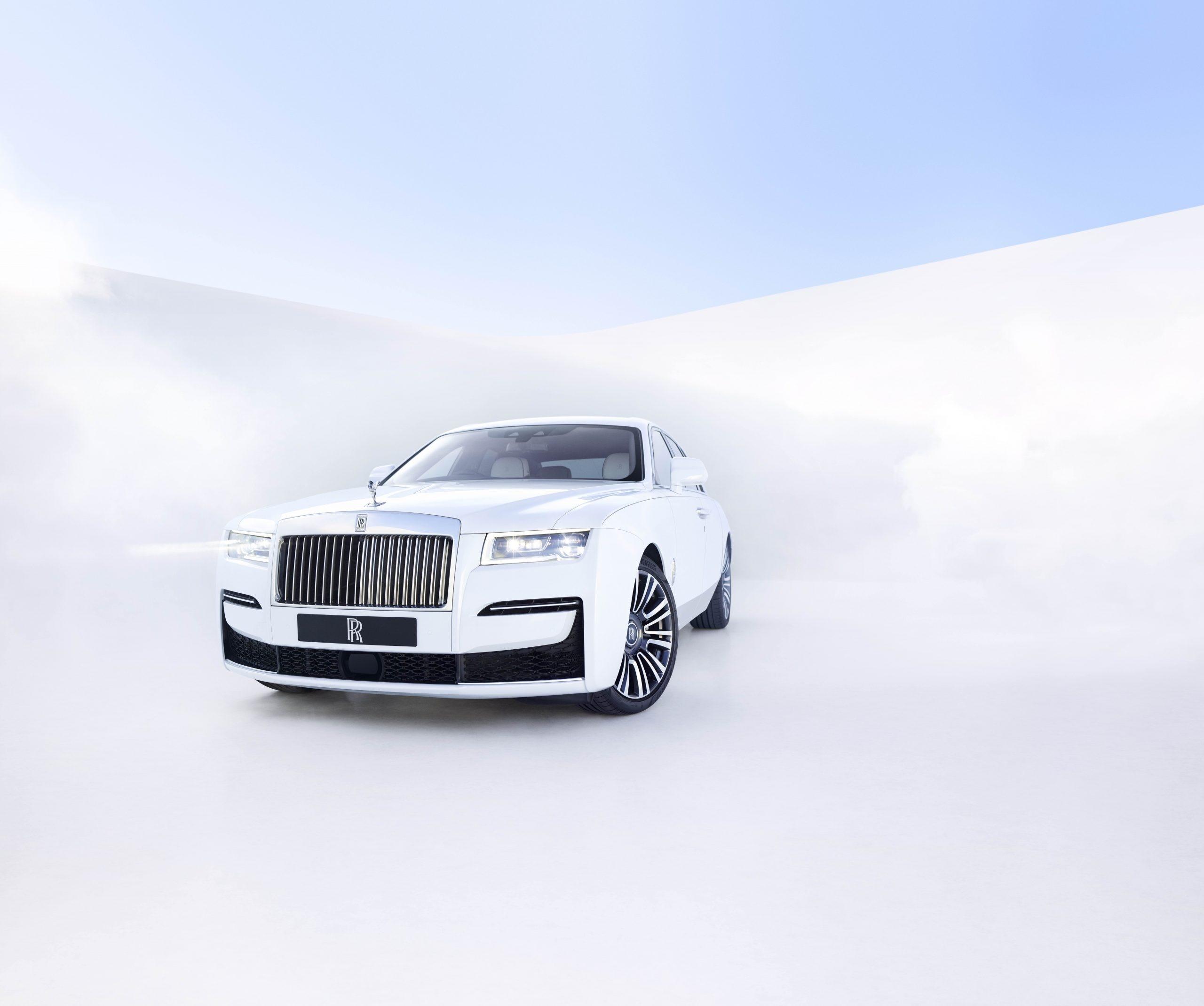 10 Hal Menarik Perlu Diketahui Dari Rolls-Royce New Ghost