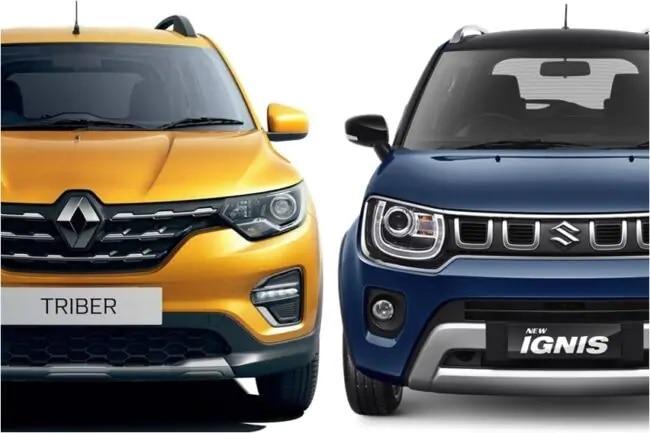 Pilih Renault Triber atau Suzuki Ignis? Ini Masing-Masing Kelebihannya