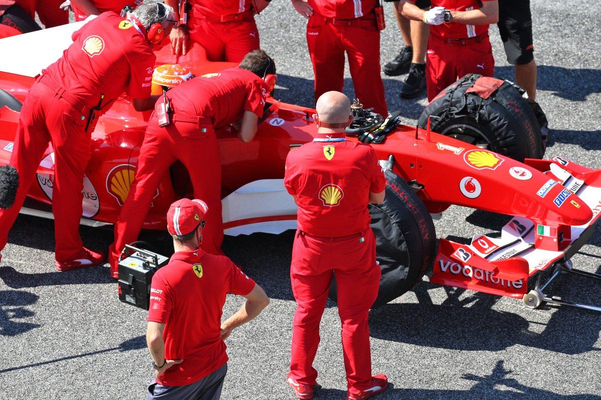 Vettel Nyaris Beli Mobil Ferrari F1 Eks Schumacher, Tapi...