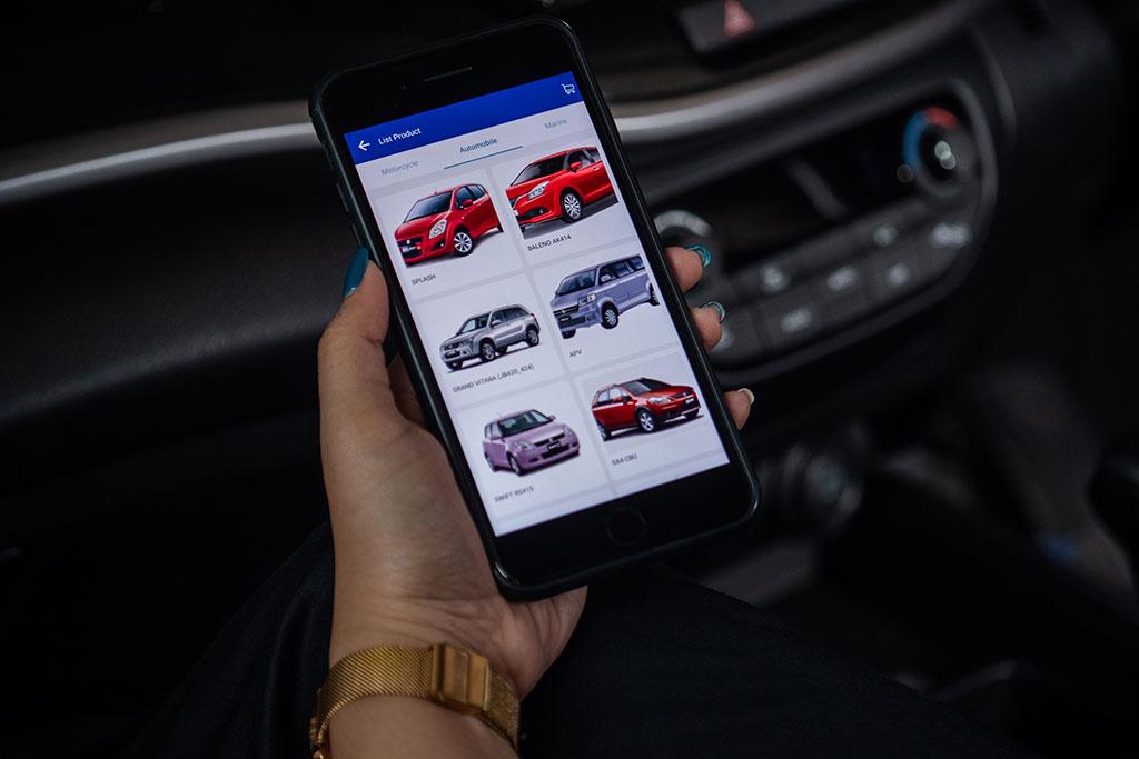 Aplikasi My Suzuki Tambah Fitur, Kini Bisa Beli Suku Cadang Mobil