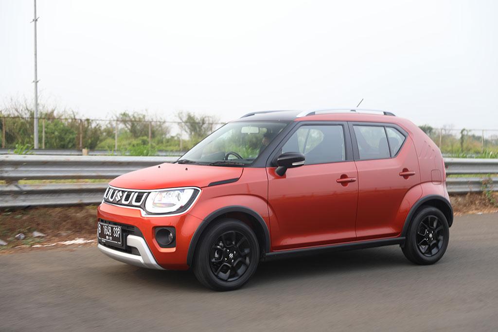 FIRST DRIVE: Suzuki Ignis GX AGS, Suspensinya Jempolan (Part 2)