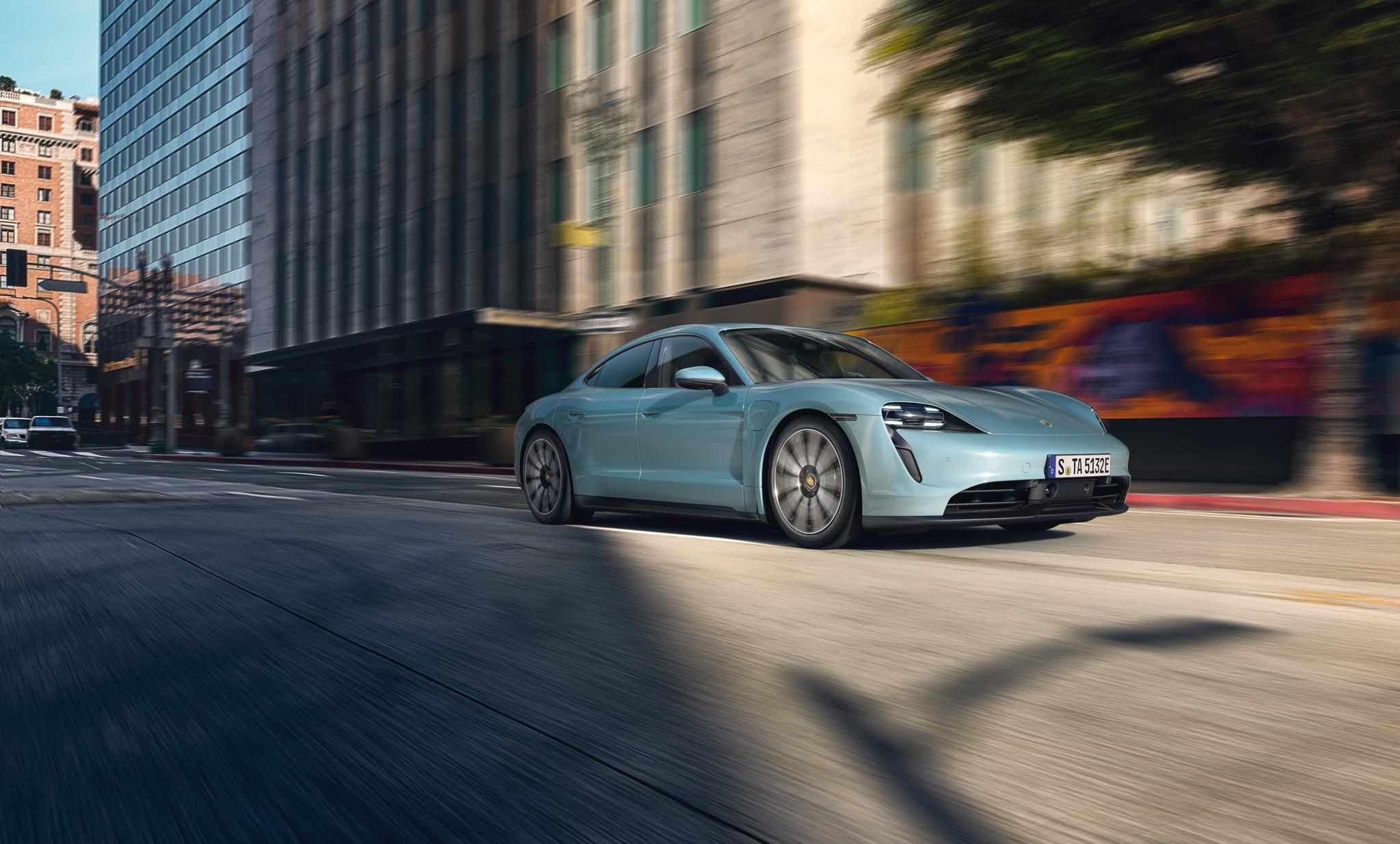TEST DRIVE: Porsche Taycan 4S, Supercar Listrik Dengan Feeling Natural (Bagian 1)