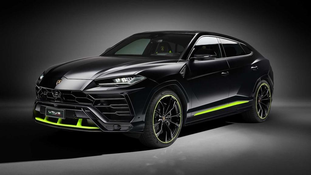 Warna Baru Graphite Capsule, Lamborghini Urus Tampil Beda